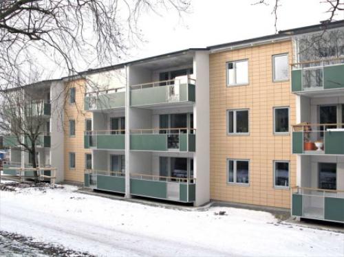 Föråldrade regler hindrar energieffektivt byggande