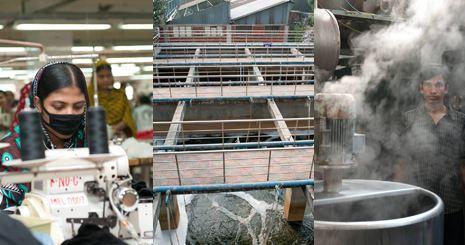 Lindex jobbar för renare textilproduktion