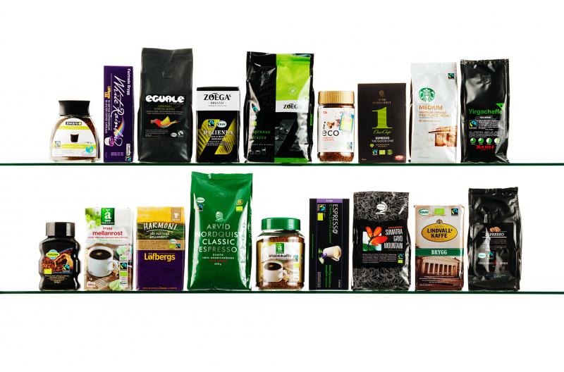 Mellanhänder tar vinsten från Fairtrademärkt kaffe