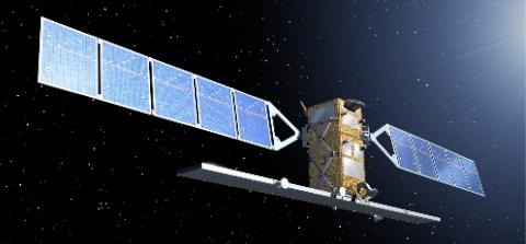 Satelliten som ska hålla koll på miljön