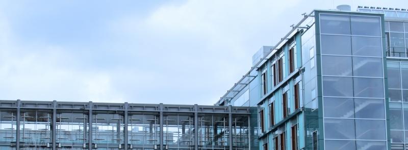 Kommunicerande byggnader ger gröna vinster