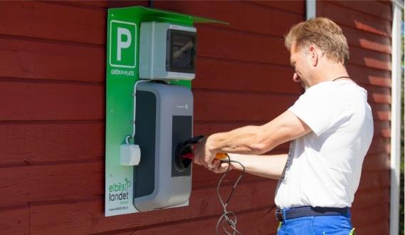 Gotland satsar på elbilar