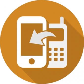 Tre startar återvinning av mobiler