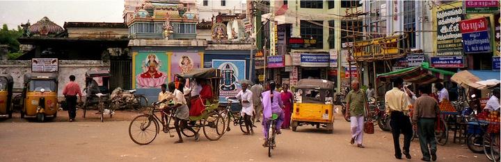 Studie visar att Indien kan minska klimatutsläppen dramatiskt