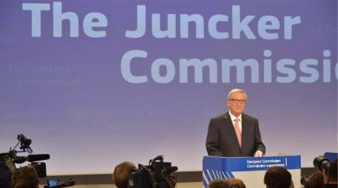 Tre ansvarar för hållbarhet i nya EU-kommissionen