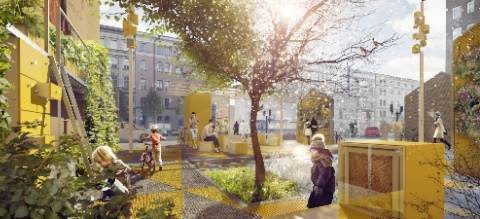 Fickparken ska få in ekosystemtjänster i staden