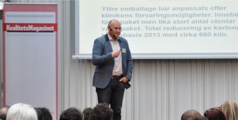 Nya beställningsmönster hit på Skånes Universitetssjukhus