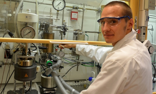 Rester från massaproduktion blir värdefulla kemikalier