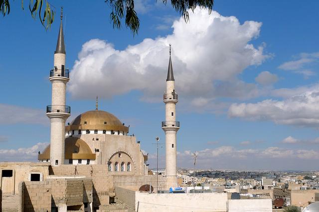 Jordanien satsar på soldrivna moskéer