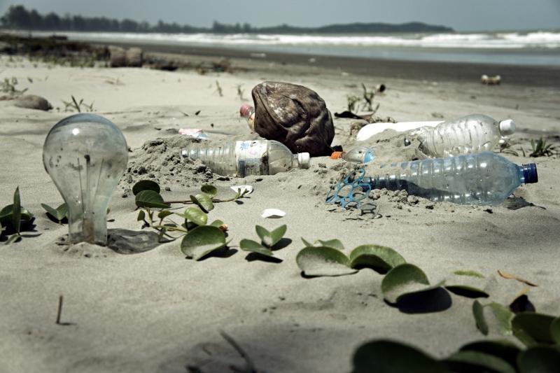 Plastkrisen i haven i politikernas fokus