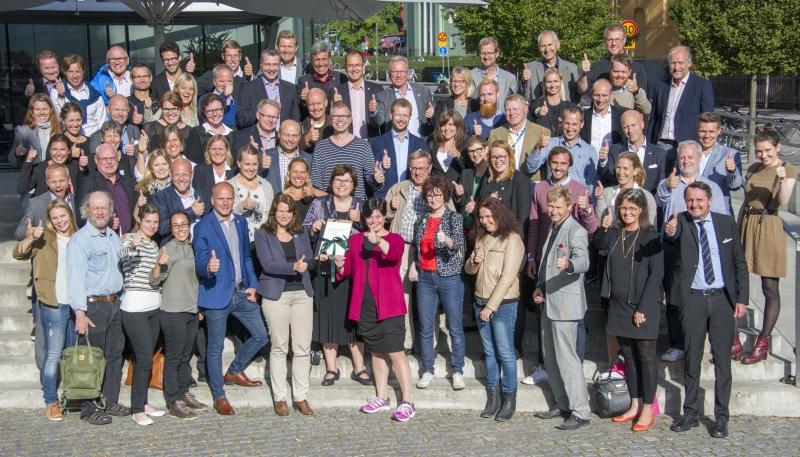 Uppsala kan vinna Nordiska rådets miljöpris