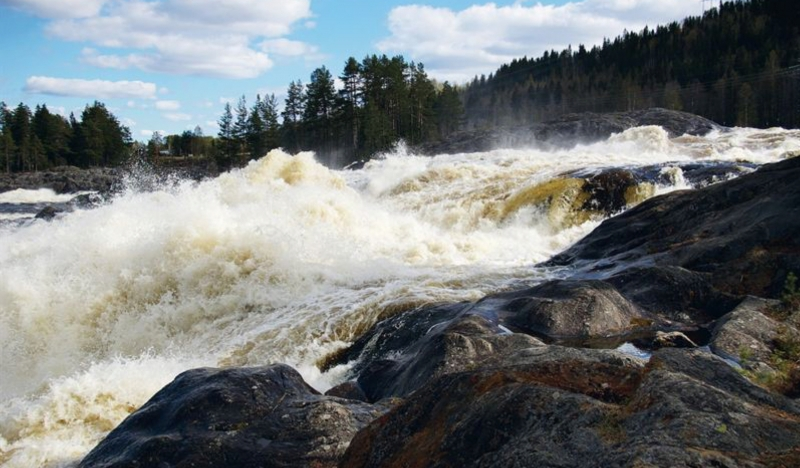 266 åtgärder –Så kan vattenkraften bli mer hållbar