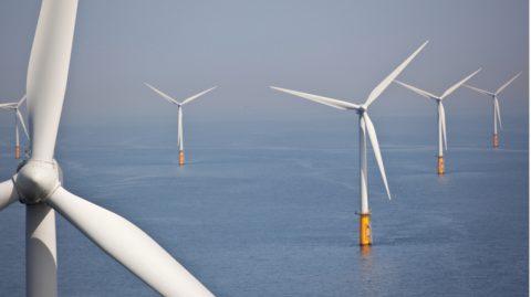 Kostnaderna för vindkraft sjunker