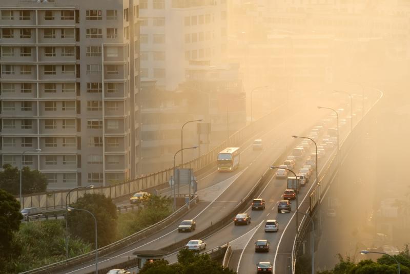 EU inför utsläppstak för luftföroreningar