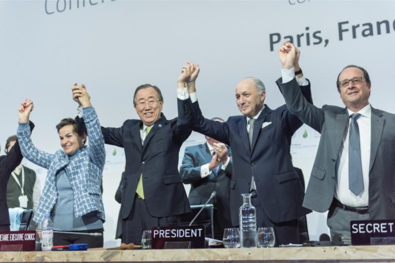 Nya klimatavtalet: Företag och kommuner blir nyckelaktörer
