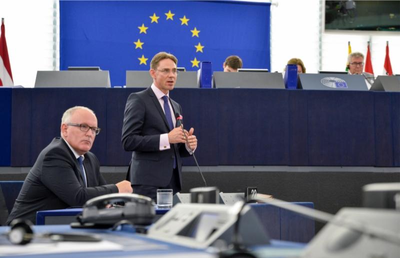 EU-kommissionens förslag om cirkulär ekonomi här