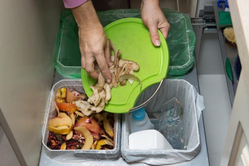 Hushållsavfallet minskar trots ökad konsumtion