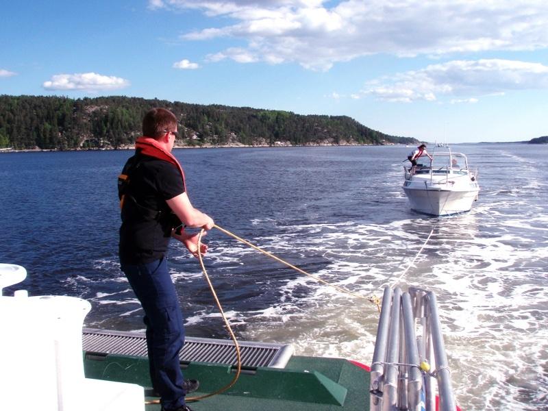 Höga halter av giftiga båtfärger i havsbotten
