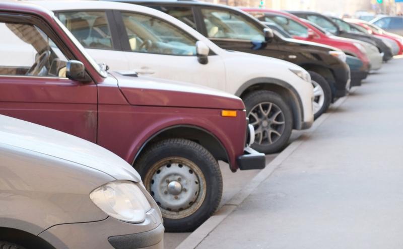 Sensorer hittar bästa parkeringen