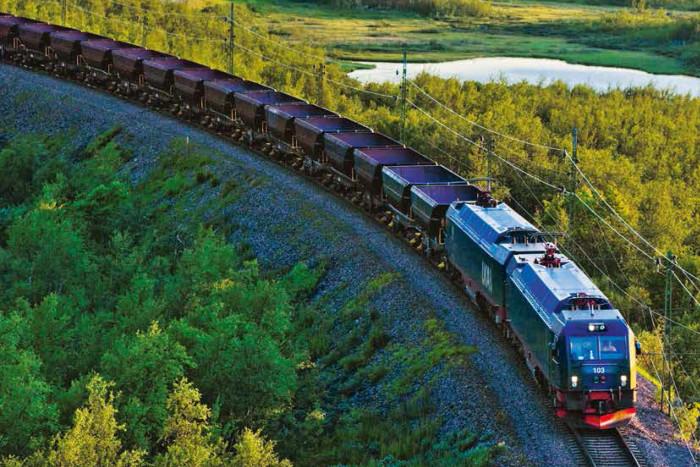 Järnvägstransporter kan fördubblas till 2050