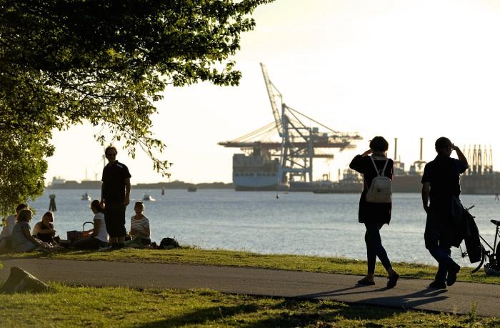 Mycket bättre Göteborgsluft efter nya utsläppsregler