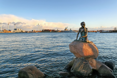 Köpenhamn överger kol, olja och gas