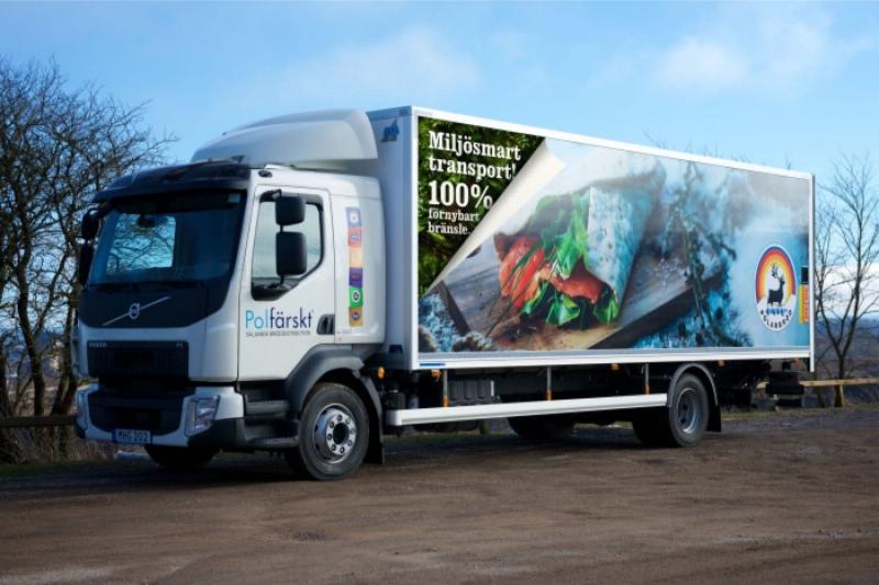 Biodrivmedel poppis i transportsektorn