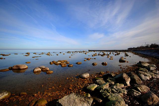 Östersjön kan bli en global tidsmaskin