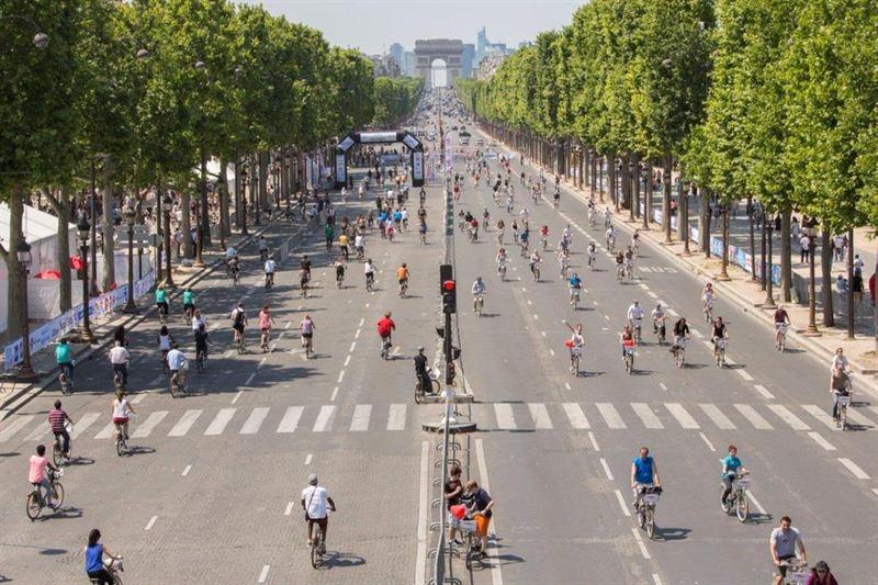 Paris utses till världens klimatstad