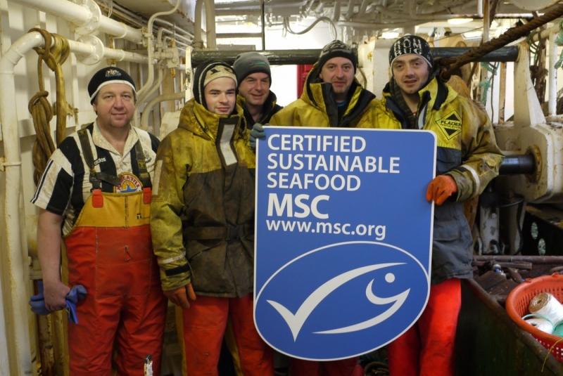 Hållbart fiske har fördubblats på fem år