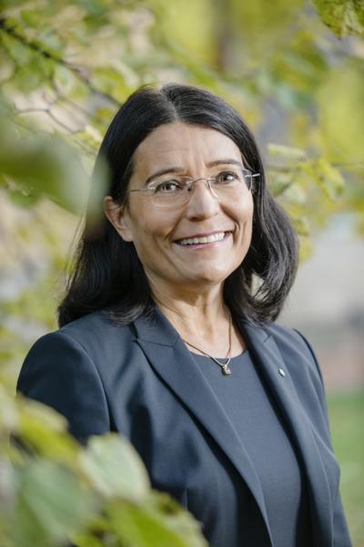 Carina Håkansson, vd Skogsindustrierna