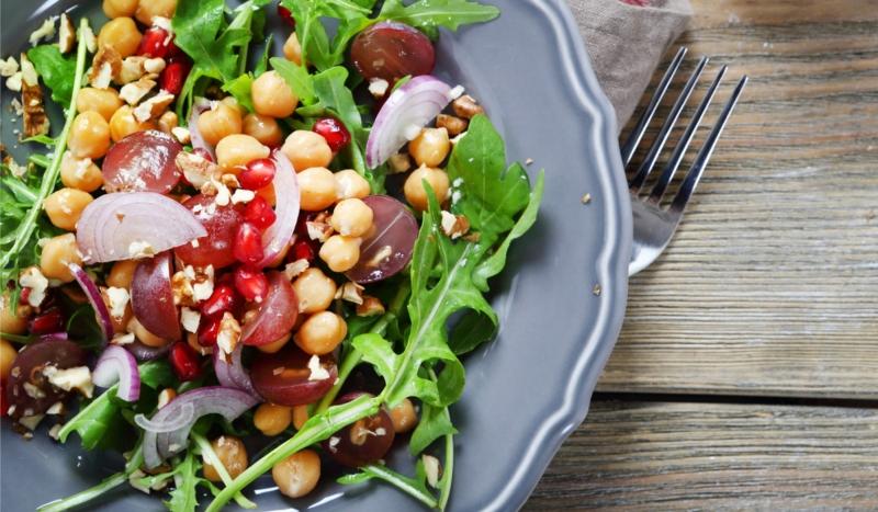 Vegetarisk mat allt mer poppis