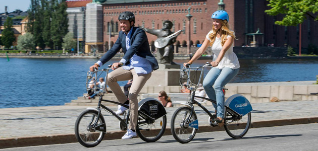 Stockholms cyklister får cykla mot enkelriktat