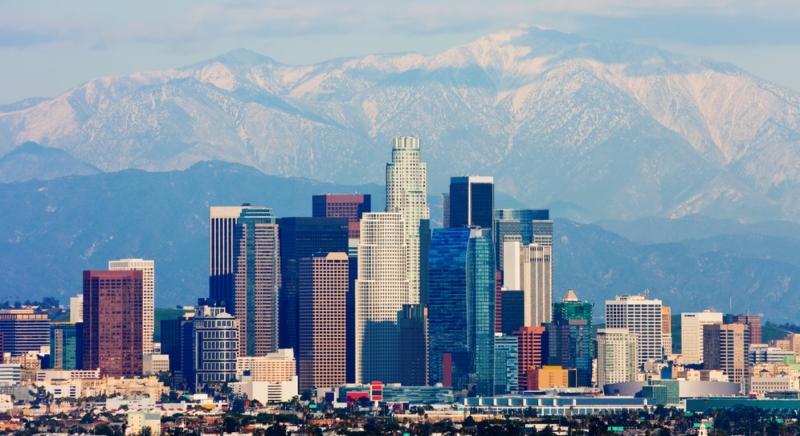 Los Angeles planerar för 100 procent förnybar energi