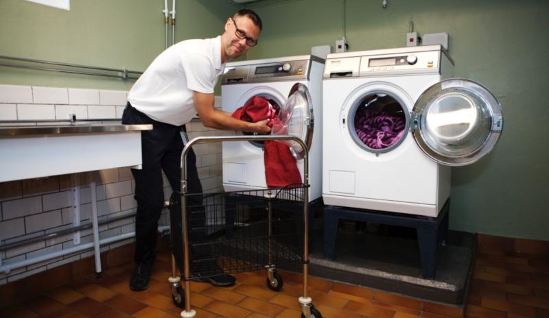 Ren tvätt med kallvatten – och utan tvättmedel