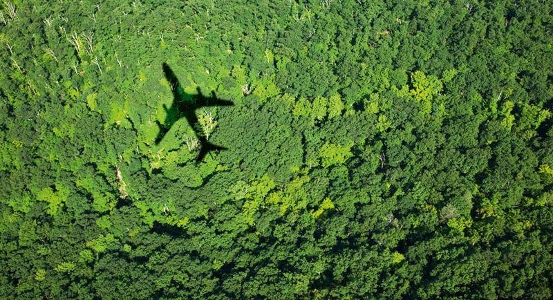 Flyget först med global klimatöverenskommelse