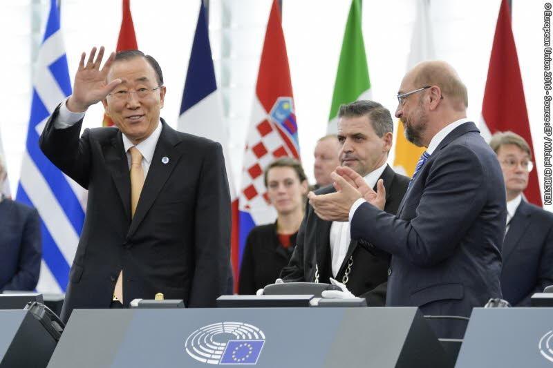 Parisavtalet i hamn
