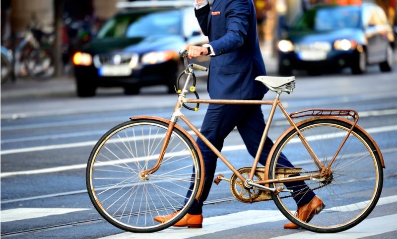 Så dålig är luften för cykelpendlare i Stockholm