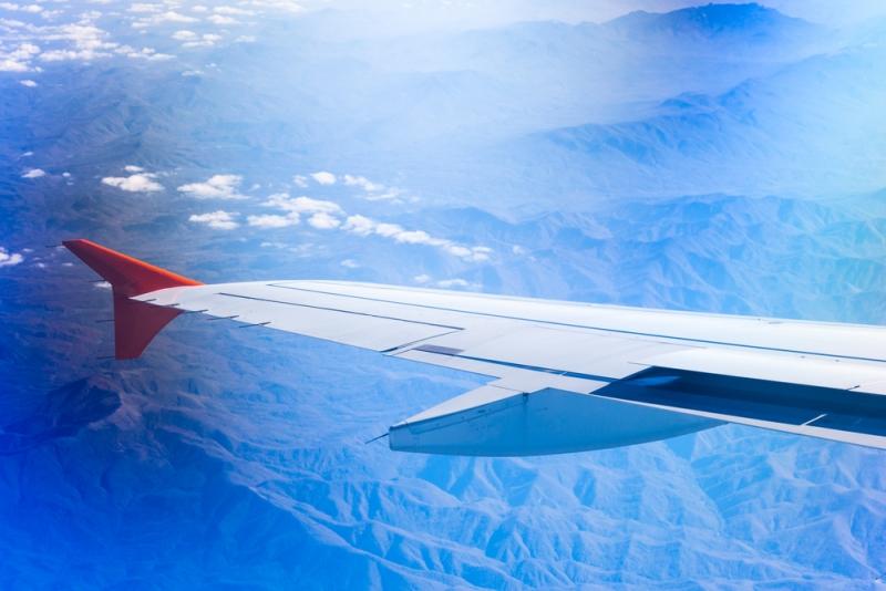 Flygskatt ska minska klimatpåverkan