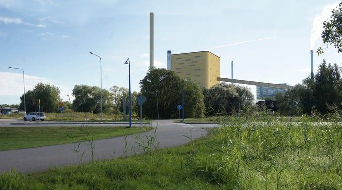 Västerås elproduktion blir helt fri från kol och olja