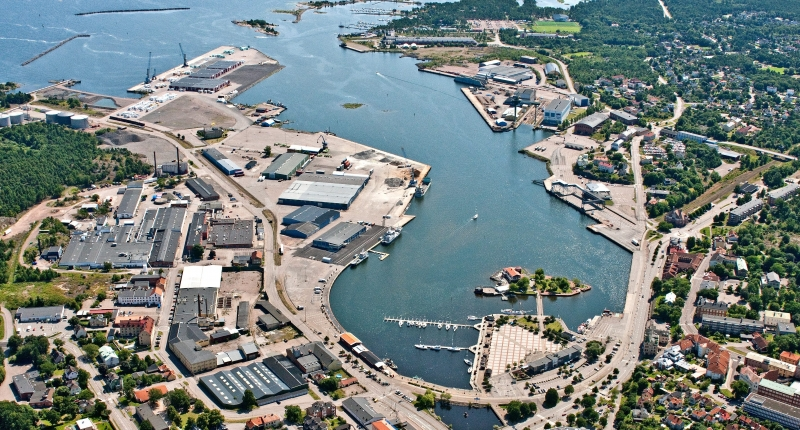 Oskarshamn sanerar – vill säkra Östersjöns framtid