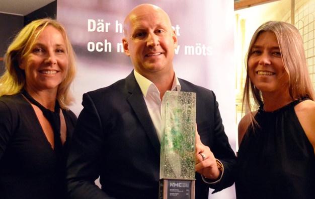 Christoffer Bergfors årets hållbara ledare
