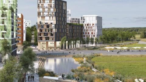 Kommun startar Science park för hållbar stadsbyggnad