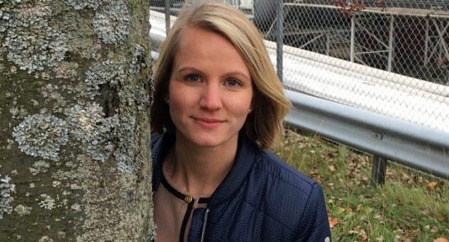 Hon blir ny programdirektör på Svebio