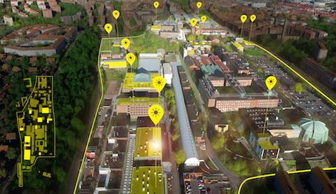 Chalmers vässar forskningsmiljö för solenergi