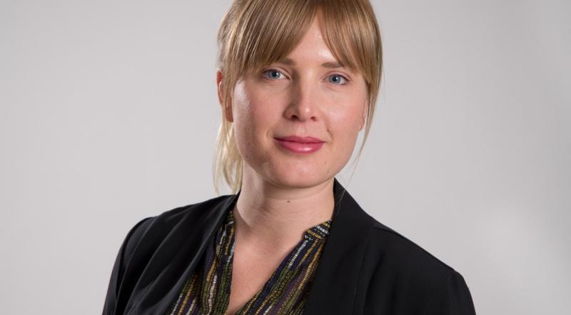 Hon blir ny hållbarhetschef på Corvara
