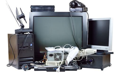 Flest elektronikvaror återvinns i Jämtland