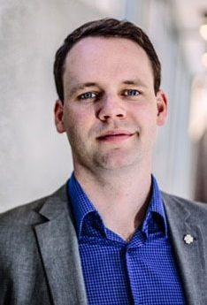 """Centerpartiet Rickard Nordin """"Slopa reseavdraget"""""""