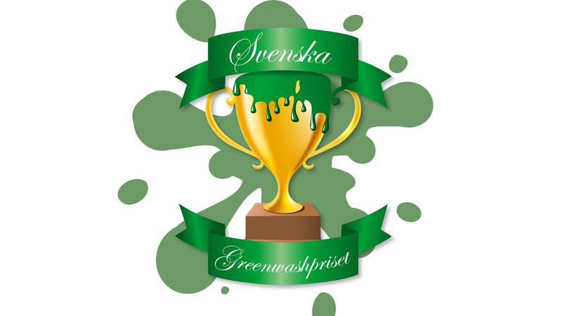 Preem fick Greenwashpriset 2019