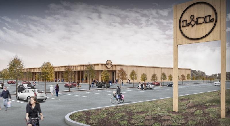 Nu skapas Sveriges första NollCO2-byggnad
